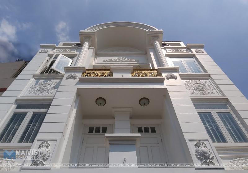 Công ty thiết kế thi công nhà tại huyện Củ Chi