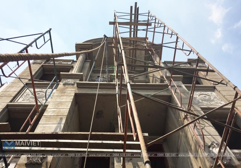 Công ty xây dựng tại Huyện Hóc Môn