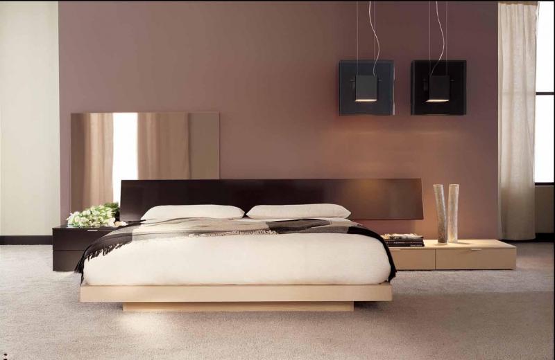 Mẫu giường ngủ đẹp 2018