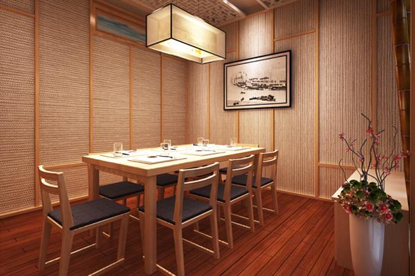 Thiết kế và thi công nhà hàng Nhật