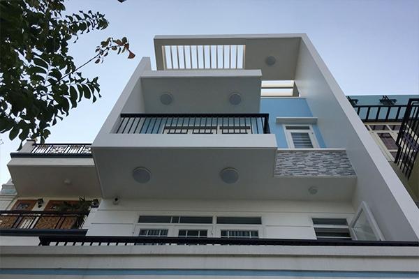 Thiết kế và thi công nhà phố 5x20m